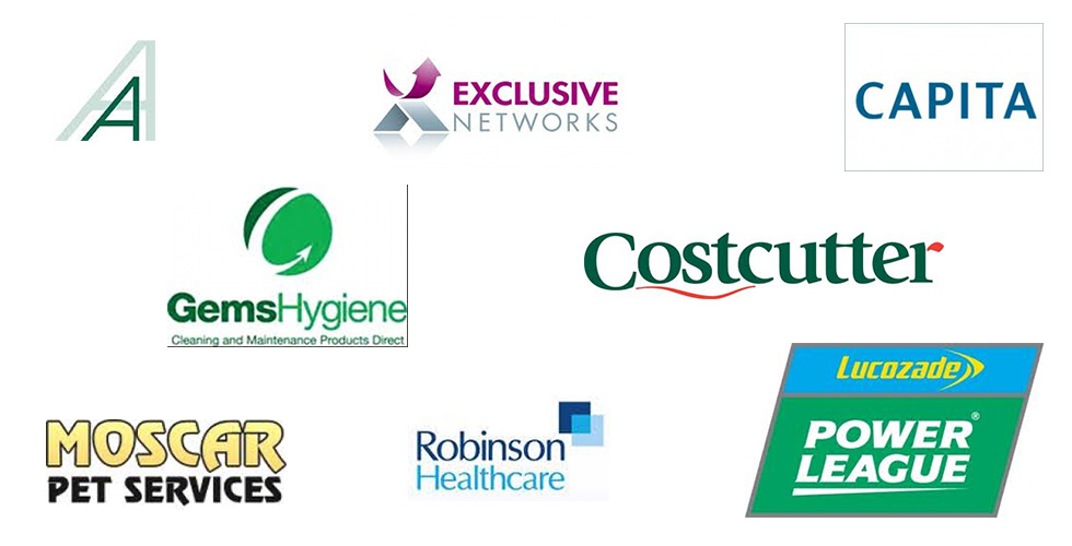 Providing commercial and industrial installation in Sheffield for the following companies.